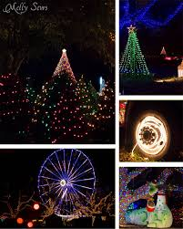 Trail Of Lights Austin Texas Austin Notebook The Trail Of Lights Melly Sews