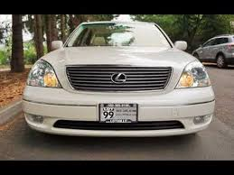 lexus ls 430 for sale by owner 2001 lexus ls 430 2 owners navigation cold weather pkg for sale in