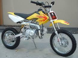 motocross bike lift 110cc rocket semi auto dirt bike