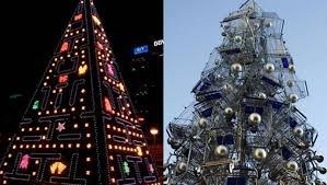 5 bizarre christmas tree displays mnn mother nature network
