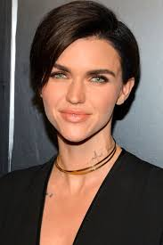 cheek bone length haircut the 10 trendiest haircuts for winter 2017 ruby rose pixies and bobs