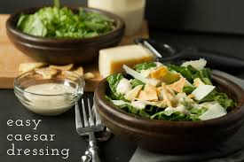 easy caesar dressing no egg recipe video chattavore