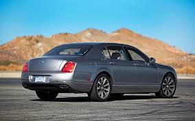 bentley flying spur modified 2012 bentley continental flying spur information and photos