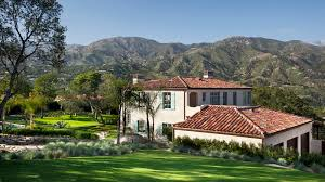 santa barbara style homes sold real estate montecito and santa barbara estates