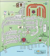 Mi Map River Ridge Resort 4 Photos Stanwood Mi Roverpass