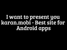 best apk site karan mobi best site for free apk