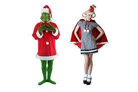 Grinch Halloween Costume Christmas Costumes Movies Halloween Costumes Blog