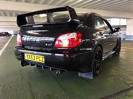 modified subaru legacy wagon 2003 subaru impreza blobeye wrx uk turbo 428bhp modified in high
