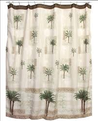 palm tree bathroom décor for those who prefer never come back to