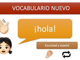 elementary spanish resources greetings