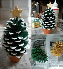 10 genius diy ways to transform pinecones into decorations