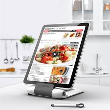 tablette cuisine support pour tablette i prep spécial cuisine preparà livres de