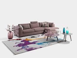 crozatier canapé canapé d angle modulable de salon en tissu paso doble crozatier
