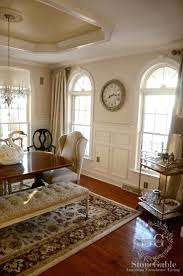 picture frame molding dining room home design