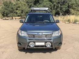 forester subaru 2009 2009 2013 subaru forester 2 5x xt rally light bar su sha rlb 01