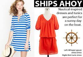 Nautical Theme Dress - summer dress the jcr girls