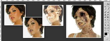 designcrowd tutorial zombifying a person photoshop tutorial