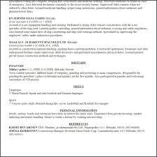 simple curriculum vitae format best curriculum vitae format millbayventures com
