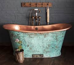 Bathtub Products The Copper Bateau In Weathered Copper Catchpole U0026 Rye 4 500