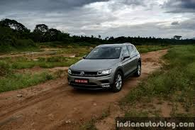 tiguan volkswagen vw tiguan first drive review