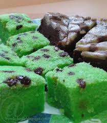 membuat kue dari tepung ketan bunda kayla tsabita sulthan desember 2012