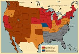 1980 Presidential Election Map by Alternate History Weekly Update October 2012