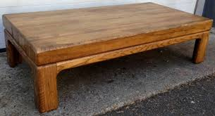 Solid Oak Coffee Table Stylish Solid Wood Coffee Table Coffee Table Amazing Solid Wood