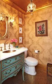 Paint Colors For Powder Room - create a smashing powder room traditional home