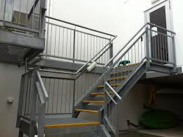 Galvanised Handrail Fabrication And Welding Tfw Limited