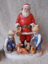 Home Interior Denim Days Figurines by Home Interior Christmas Ebay