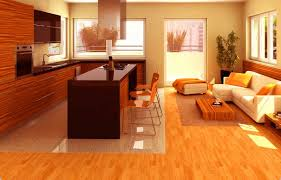 cheap kitchen flooring living room kitchen together small kitchen