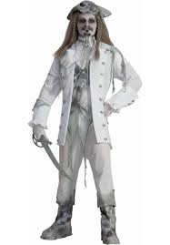 ghost pirate captain costume escapade uk