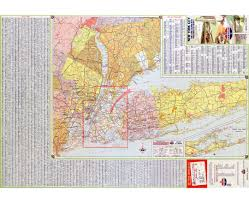 New York City Area Map by Maps Of New York Detailed Map Of New York City Tourist Map