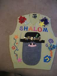 hanukkah vest 13 best chanukah sweater images on hanukkah