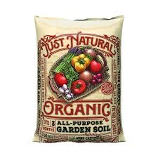just natural jn organic garden soil 1cf walmart com