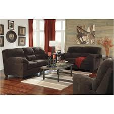 Chocolate Living Room Set Furniture Zorah Chocolate Living Room Sofa