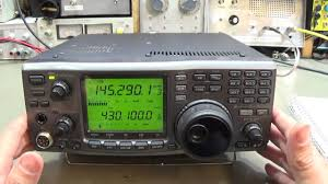 111 icom ic 910h intermittent no receive on main receiver youtube