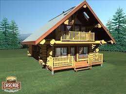 Slokana Log Home Log Cabin Log Home Floor Plans 500 1500 Sq Ft Cascade Handcrafted Log Homes