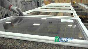 minnkota windows blinds between glass 30 youtube