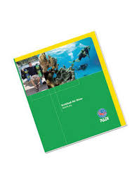 padi enriched air diver specialty manual w tables imperial force