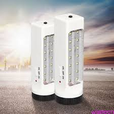 Outdoor Emergency Light - rechargeable led flashlight torch home outdoor emergency led light
