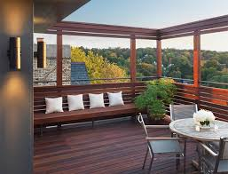 Modern And Contemporary Rooftop Terrace Designs Home Design Lover - Home terrace design