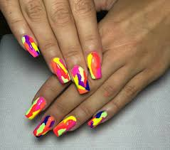 28 best nailed it images nail nail multi coloured nails trend and best designs
