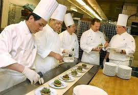 chef de cuisine brigade de cuisine