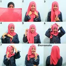 tutorial jilbab ala ivan gunawan tutorial hijab pashmina untuk hangout tutorial hijab paling dicari