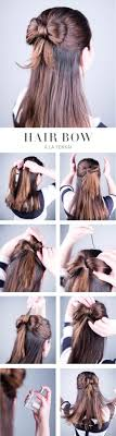 a quick and easy hairstyle i can fo myself best 25 easy hair ideas on pinterest easy hairstyles for long
