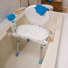aquasense folding bath and shower seat with non slip