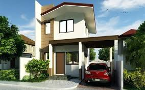 Small 3 Storey House Design Philippines Modern Zen Simple Two
