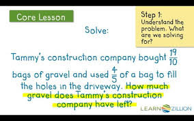 lesson 11 add and subtract fractions in word problems ready