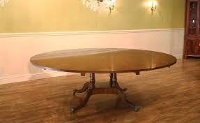 Extra Large Round Dining Room Tables Extra Large Round Dining Table Home Design Ideas